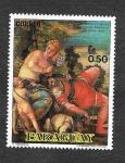 Stamps Paraguay -  1307 - Pinturas del Museo del Prados (Madrid)