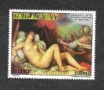 Sellos de America - Paraguay -  1306a - Pinturas del Museo del Prados (Madrid)