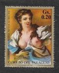 Sellos de America - Paraguay -  1347c - Pinturas