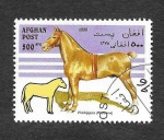 Stamps : Asia : Afghanistan :  Yt1515 - Caballo