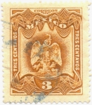Stamps Mexico -  Aguilita