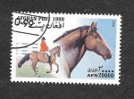 Stamps : Asia : Afghanistan :  Mi1904 - Caballo
