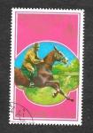 Stamps North Korea -  1686 - PRE-OLIMPICOS DE MOSCÚ