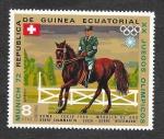 Sellos de Africa - Guinea Ecuatorial -  Yt25-E - XX JJOO de Munich