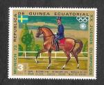 Sellos de Africa - Guinea Ecuatorial -  Yt25-C - XX JJOO de Munich