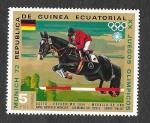 Sellos de Africa - Guinea Ecuatorial -  XX JJOO de Munich