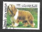 Stamps Afghanistan -  Mi1859 - Perro