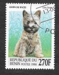Stamps Benin -  Perro