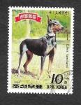 Sellos de Asia - Corea del norte -  Mascotas Presentadas a Kim II Sung