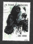 Stamps : Africa : São_Tomé_and_Príncipe :  Perro
