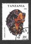 Stamps Tanzania -  1144 - Perro