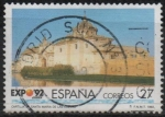 Stamps Spain -  Exposicion Universal d´Sevilla