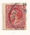 Sellos del Mundo : America : Jamaica : Rey Jorge V.