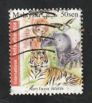 Stamps Malaysia -  Fauna animal