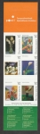 Stamps Finland -  Rosas de San Juan