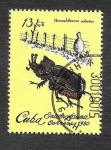 Stamps : America : Cuba :  2303 - Insecto