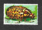 Stamps : Africa : Equatorial_Guinea :  Yt115-B - Insecto