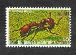 Stamps : Africa : Equatorial_Guinea :  Yt PA99-A - Insecto