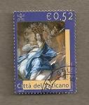 Stamps Vatican City -  Virgen coronada