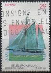 Stamps Spain -  Barcos d´Epoca