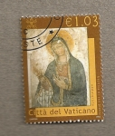 Stamps Vatican City -  Virgen