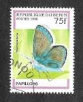 Stamps Benin -  803 - Mariposas