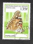 Sellos de Africa - Benin -  805 - Mariposas