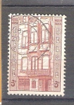 Sellos de Europa - Bélgica -  Baron Horta Y1204