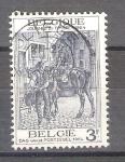 Sellos de Europa - Bélgica -  Día del sello Y1284