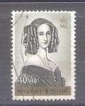 Sellos de Europa - Bélgica -  RESERVADO CHALS Reina Luisa María Y1233