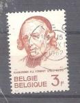 Sellos del Mundo : Europa : Bélgica : RESERVADO CHALS Canonigo Triest Y1215