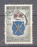 Sellos de Europa - Bélgica -  Escudo de armas Y1247