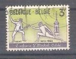 Stamps Belgium -  Esgrima Y1247