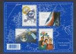 Stamps France -  Becas Erasmus