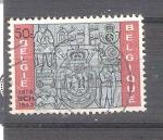 Sellos de Europa - Bélgica -  50 anv oficina de cheques postales Y1271