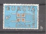Sellos del Mundo : Europa : Bélgica :  RESERVADO JAVIVI Europa Y1261