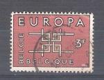 Sellos de Europa - Bélgica -  Europa Y1260