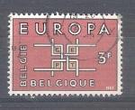 Sellos del Mundo : Europa : Bélgica : RESERVADO JAVIVI Europa Y1260