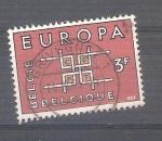 Sellos del Mundo : Europa : Bélgica : Europa Y1260
