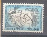 Sellos del Mundo : Europa : Bélgica : RESERVADO JAVIVI Congreso de la unión internacional de villa Y1254