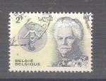 Sellos del Mundo : Europa : Bélgica : RESERVADO JAVIVI H.jaspar Y1283