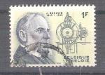 Sellos de Europa - Bélgica -  J.Boulkin Y1282