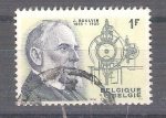 Sellos del Mundo : Europa : Bélgica : J.Boulkin Y1282
