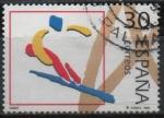 Stamps Spain -  Deportes