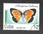 Sellos del Mundo : America : Cuba : 3827 - Mariposas Cubanas