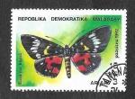 Sellos del Mundo : Africa : Madagascar : 1080 - Mariposa
