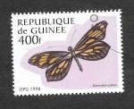 Stamps Guinea -  1427 - Mariposa