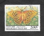 Sellos de Africa - Togo -  Yt1688AW - Mariposa