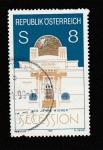 Stamps Austria -  100 años de la secesión de Viena