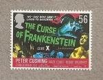 Stamps United Kingdom -  Peliculas de terror años 20-60